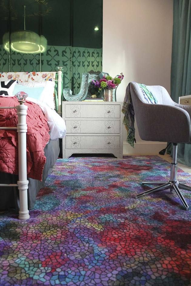 Coole Teenager Mädchen Schlafzimmer Idee Durch Kara Paslay Designs |  Bedrooms And Interiors