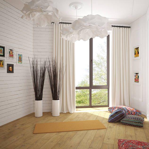 Gimnasios en casa Ideas, imágenes y decoración Zen room and Room - decoracion zen