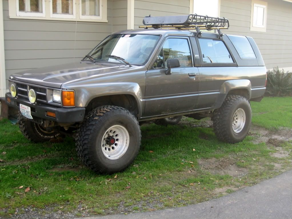 Show Me Your Safari Rack On Your 3rd Gen 4runner 4runner Safari Rack 3rd Gen 4runner