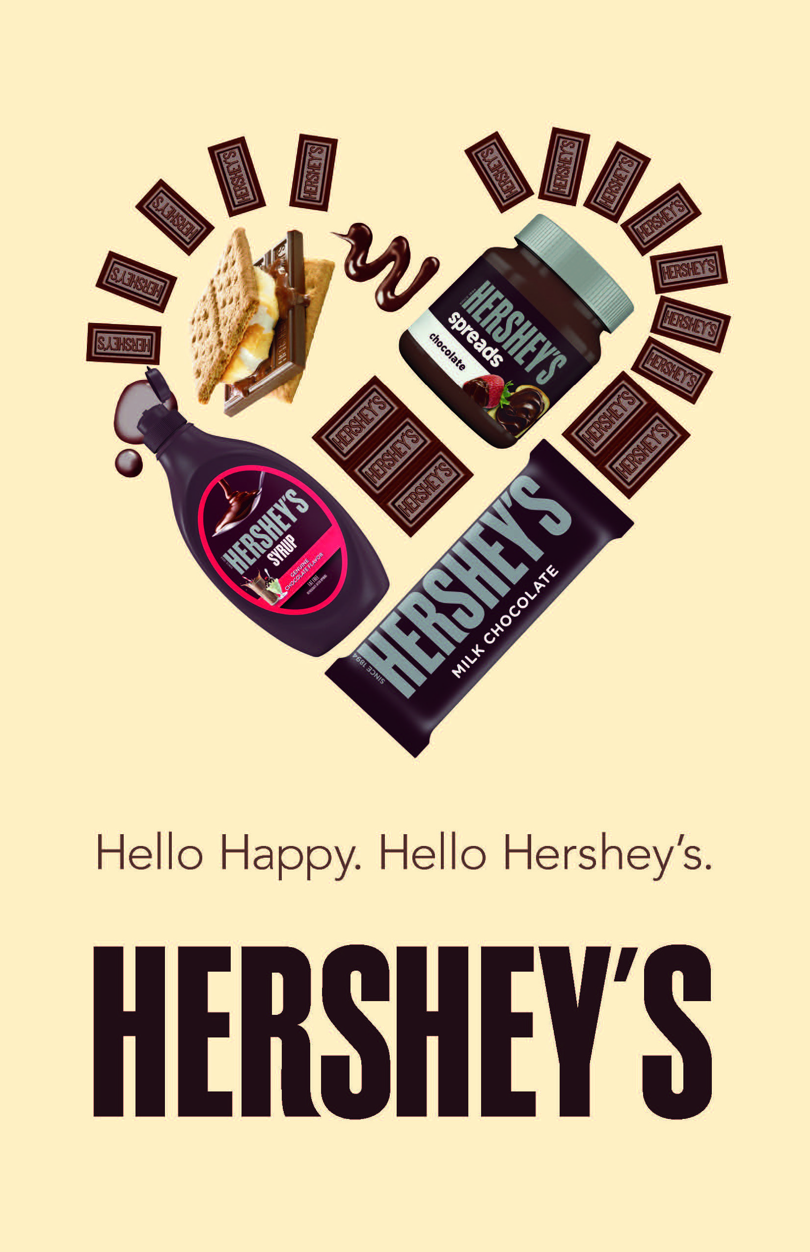 download and print hershey u0027s free and fun mosaic coloring book to