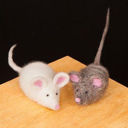 WoolPets Mice