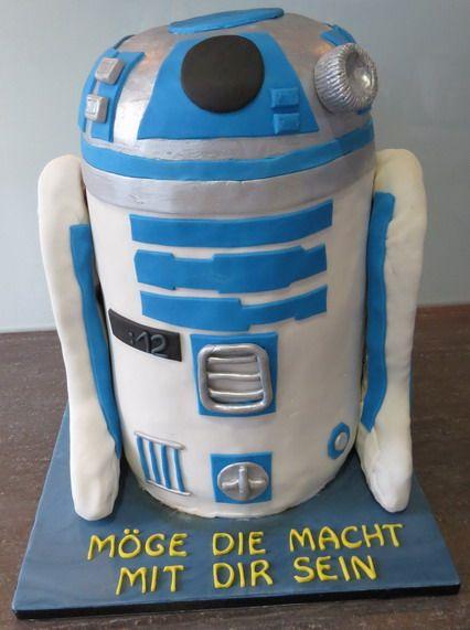 R2d2 Torte Cake Backen Pinterest Torte Cake Torte Und Cake