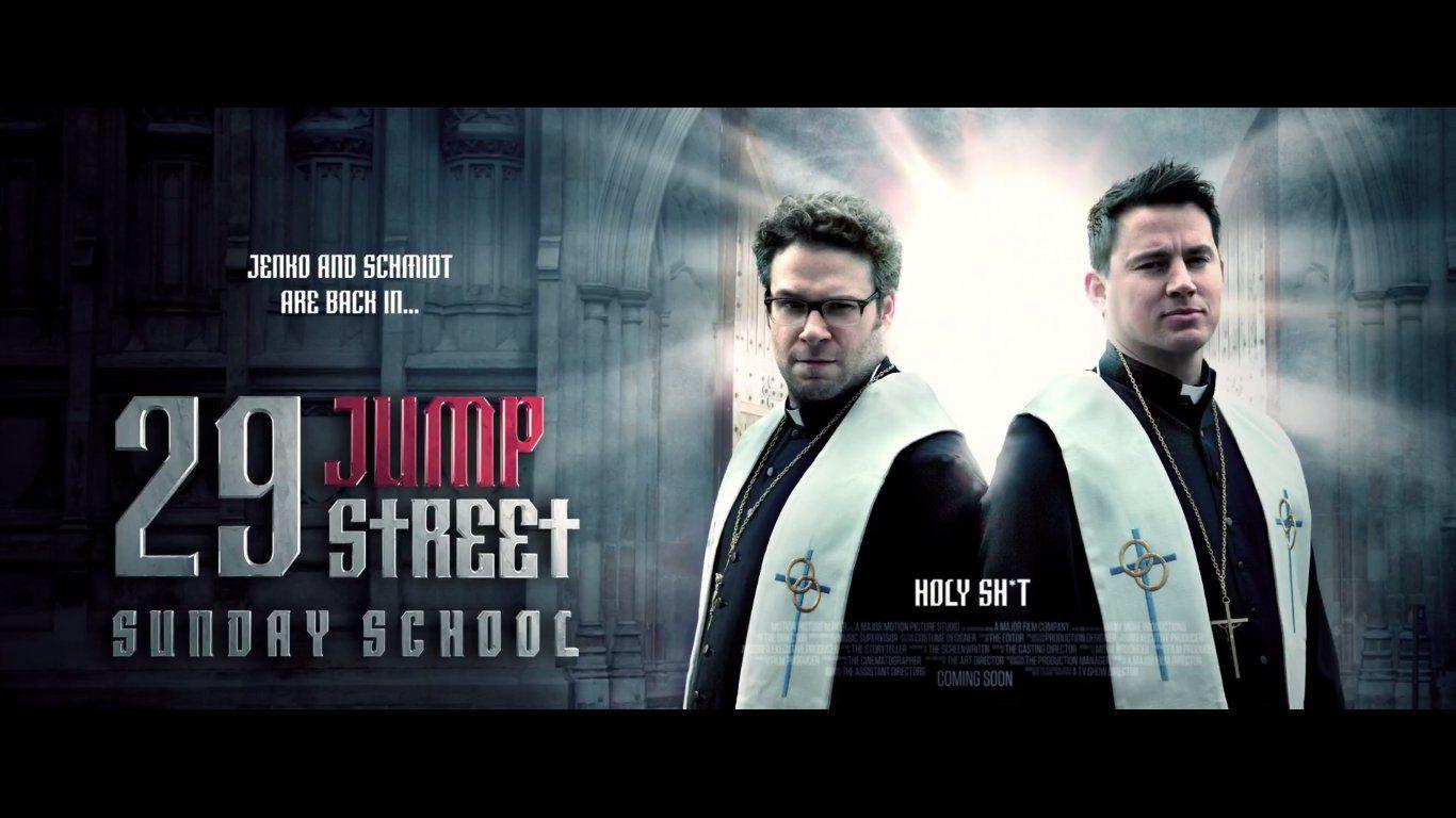 29 Jump Street Fake Movie Poster