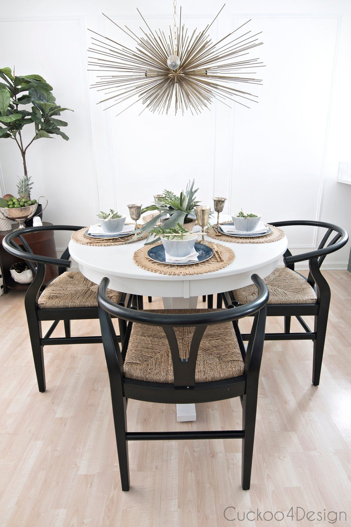 Wishbone Dining Chair Wishbone Dining Chair In 2019 Dining Room Refresh Dining
