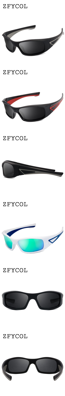 15fa4b89ef ZFYCOL Polarized Men s Anti-Glare Sunglasses Driving Sun glasses For Men HD  Lens Goggles Luxury
