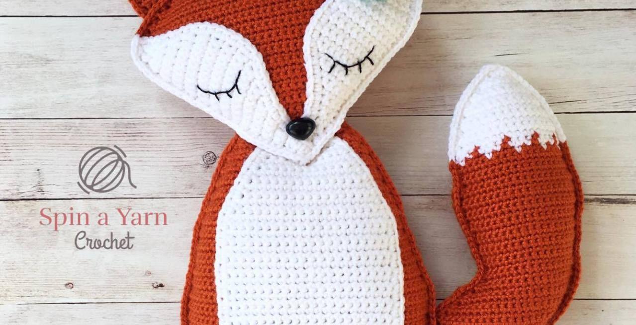 Ragdoll Fox Free Crochet Pattern | Free crochet, Spin and Yarns