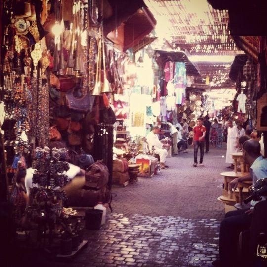 Marrakech Medina nel Marrakech-Medina, Marrakech-Tensift-Al Haouz