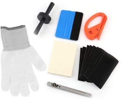 Smallrain Car Window Tint Tools Auto Film Tinting Scraper Car Wrap Applicator Tools Products Car Wrap Tools Car