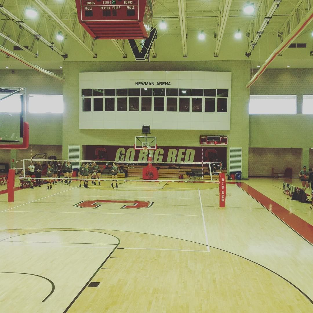 Repost Cornell Big Red Volleyball Sports Imports Volleyball Net System Indoor Volleyball Volleyball Net Volleyball