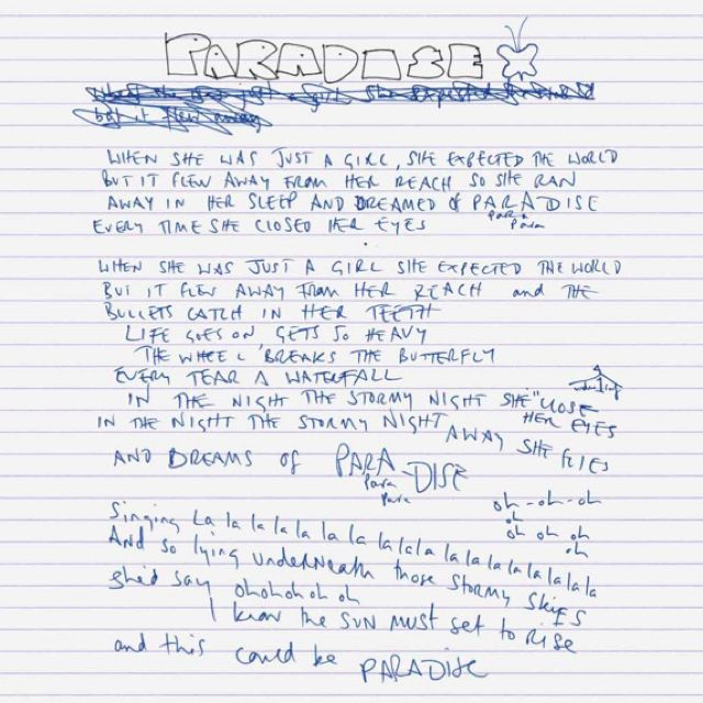 Chris Martin: Pirates of the caribbean Lyrics - YouTube