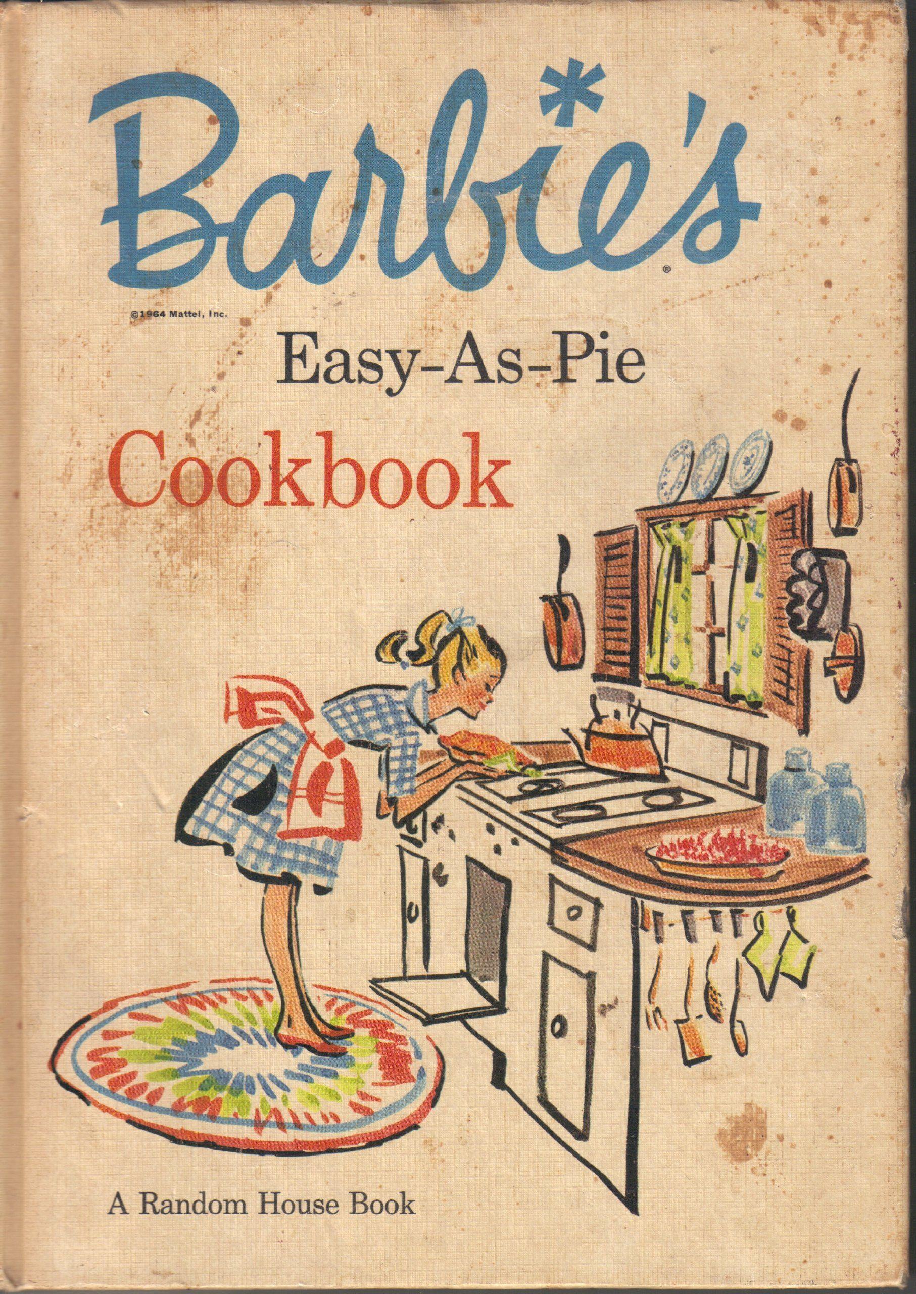 Barbies easyaspie cookbook cynthia lawrence amazon