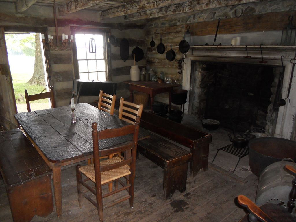 1800s kitchen | Flickr - Photo Sharing! | Goodwill ...