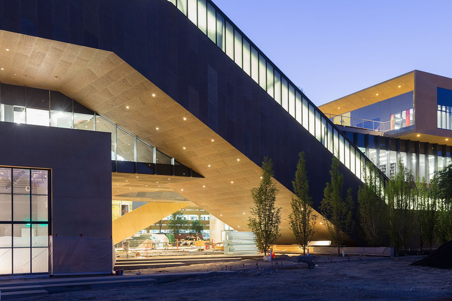 First Look  McMurtry Building for the Department of Art   Art History 80a884774ae