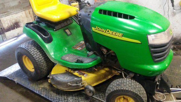 Replaces John Deere Riding Mower L118 Carburetor | Mower