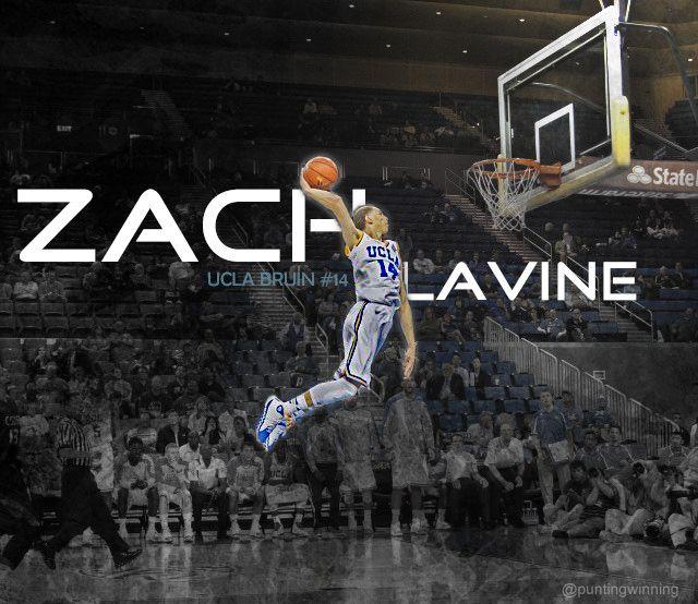 Zach Basketball Players Zach Lavine My Dream Team