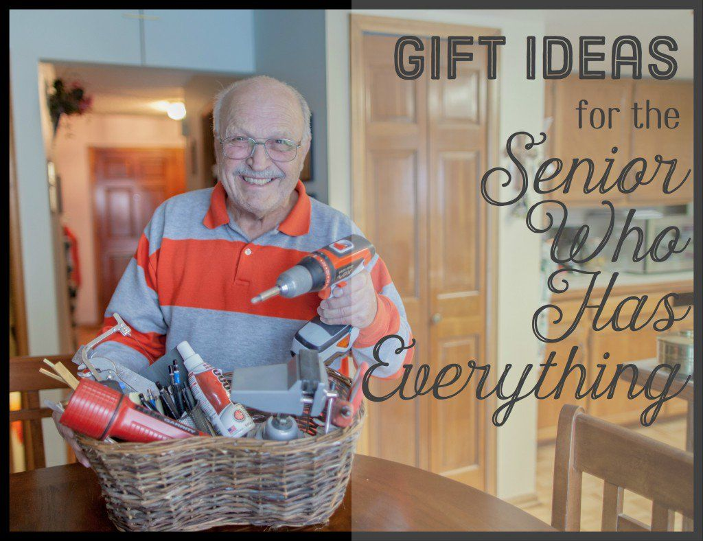 Practical Gift Ideas For The Seniors On Your Gift List To