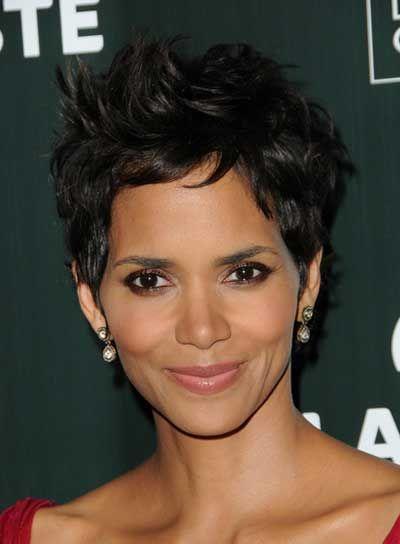 Groovy Pixie Hairstyles Black Women And Black Hairstyles On Pinterest Short Hairstyles Gunalazisus
