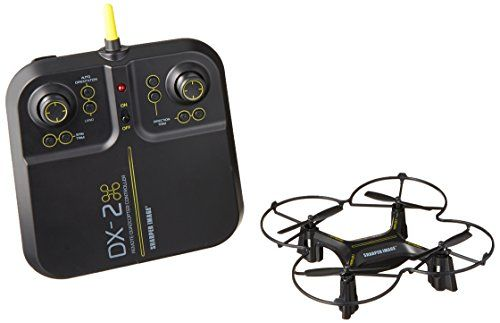 Sharper Image Airplanes Stunt Hobby Drone Black Read More