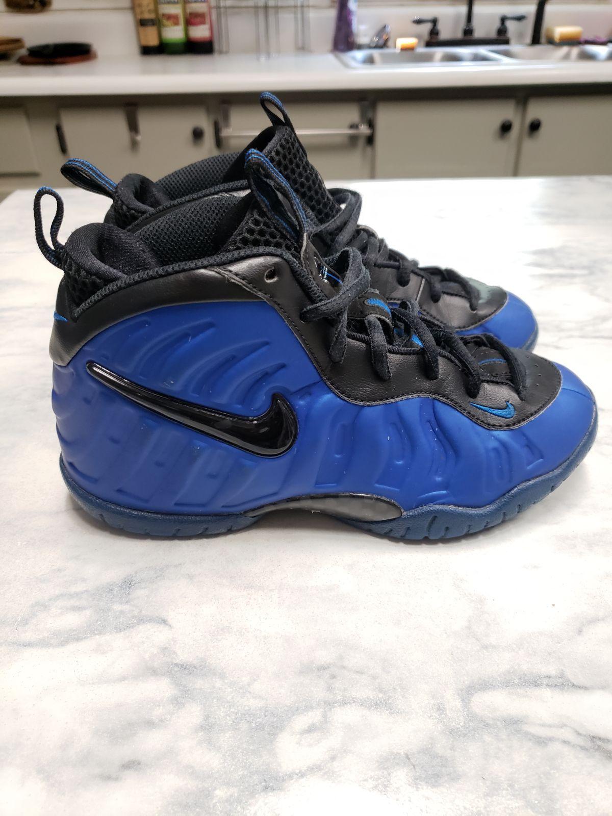 Nike Foamposite size 2y kids Sneakers