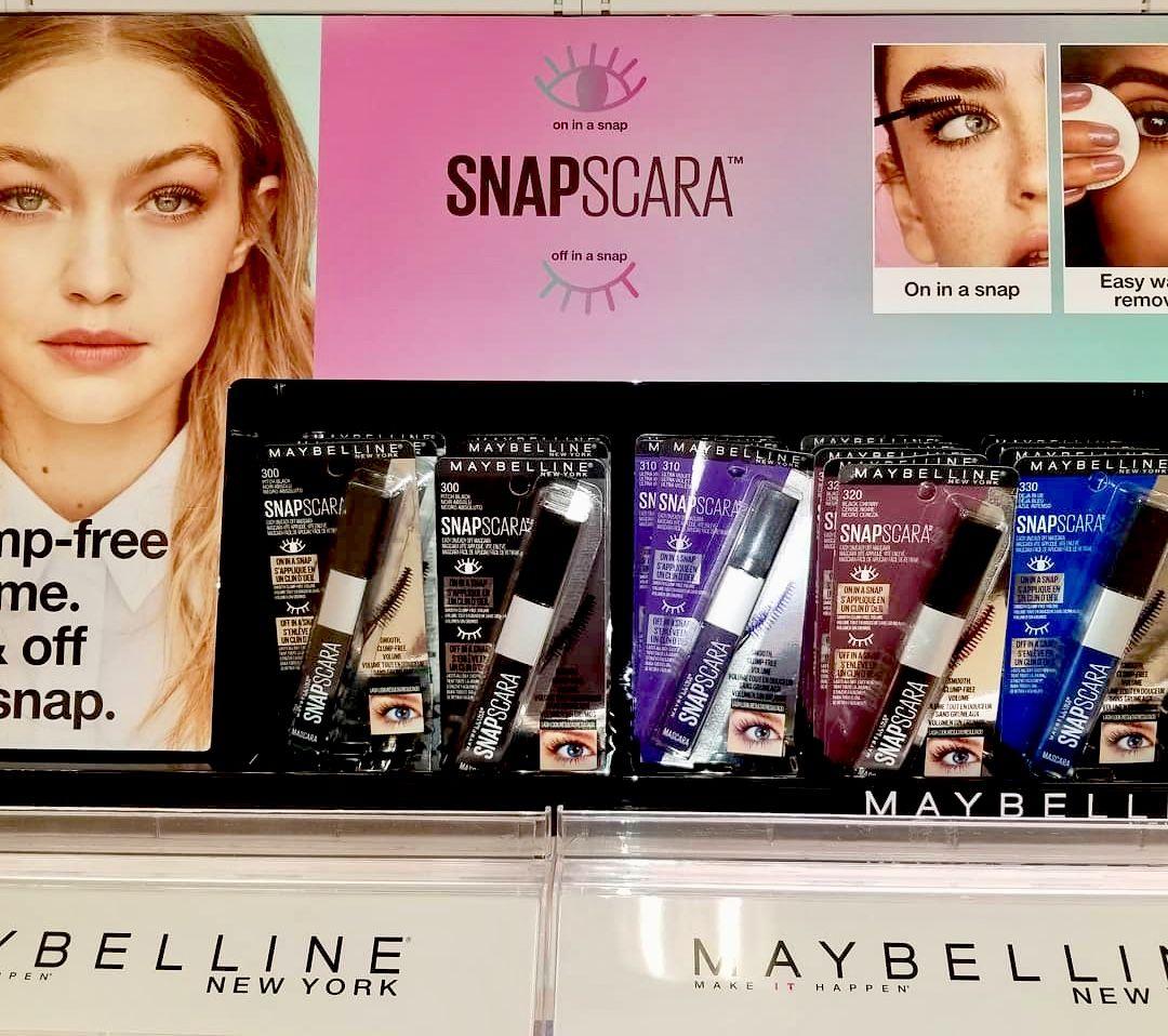 58f0188679f Maybelline snapscara- wax free mascara | Maybelline | Maybelline ...