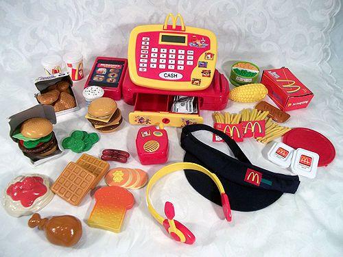 mcdonalds cashier training game
