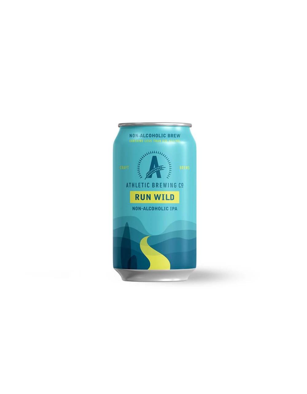 Athletic Brew Co. Run Wild IPA 355mL- Craftzero