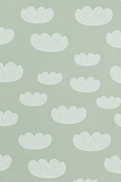 Ferm Living Cloud-tapetti