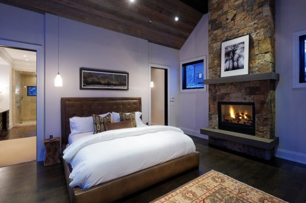Bedroom Fireplace Design Bedroom Fireplaces  A Way Of Making This Room Even More Warm