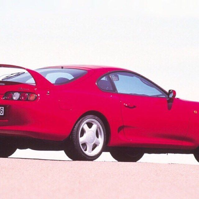 Toyota Supra 1996 Suprau0027s Turbocharged Engine Produces 320 Horsepower At  5600 Rpm And 315 Lb.