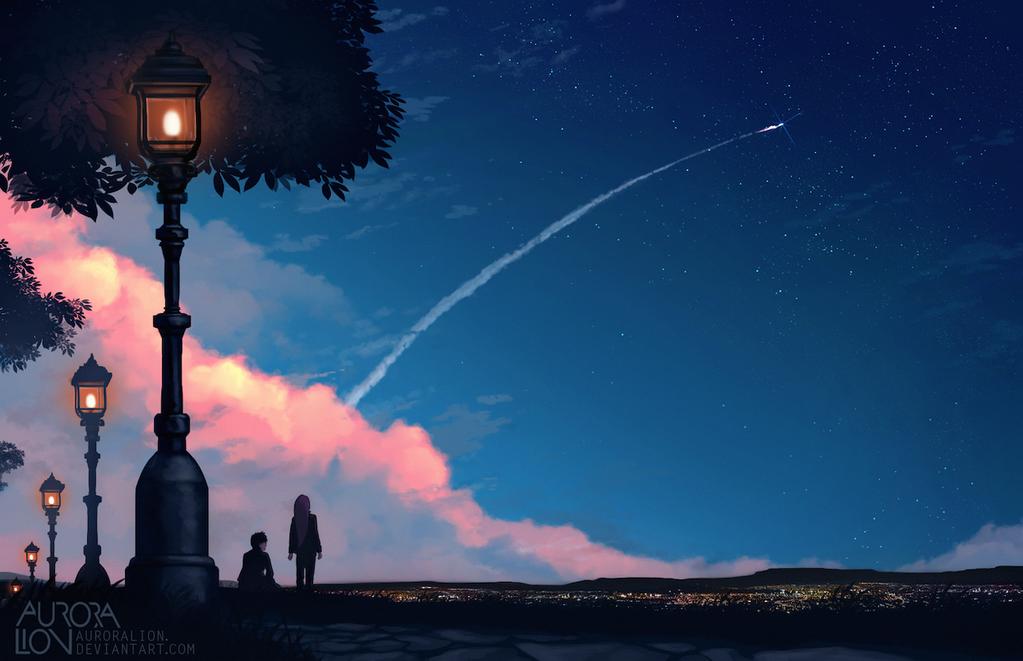 Shining Stars by AuroraLion on DeviantArt