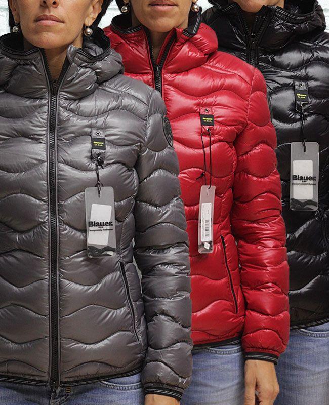Piumino Blauer Giacche & Giubbotti, Uomo Abbigliamento