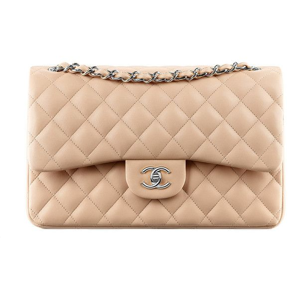 5d60b8147fba2e The Ultimate Bag Guide The Chanel Classic Flap Bag ❤ liked on Polyvore  featuring bags, handbags, purses, bolsas, chanel bags, chanel purses, chanel,  ...