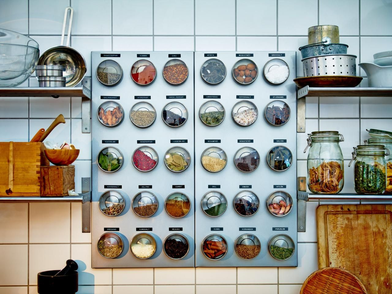 15 Creative Spice Storage Ideas | Pinterest | Hgtv, Organizing and ...