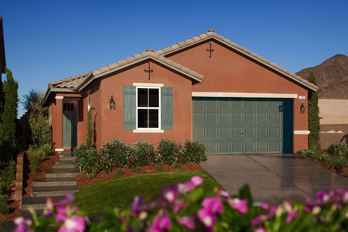 Reserves At Inspirada A Kb Home Community In Henderson Nv Las Vegas Newhomes Kbhome Inspirada New Home Source