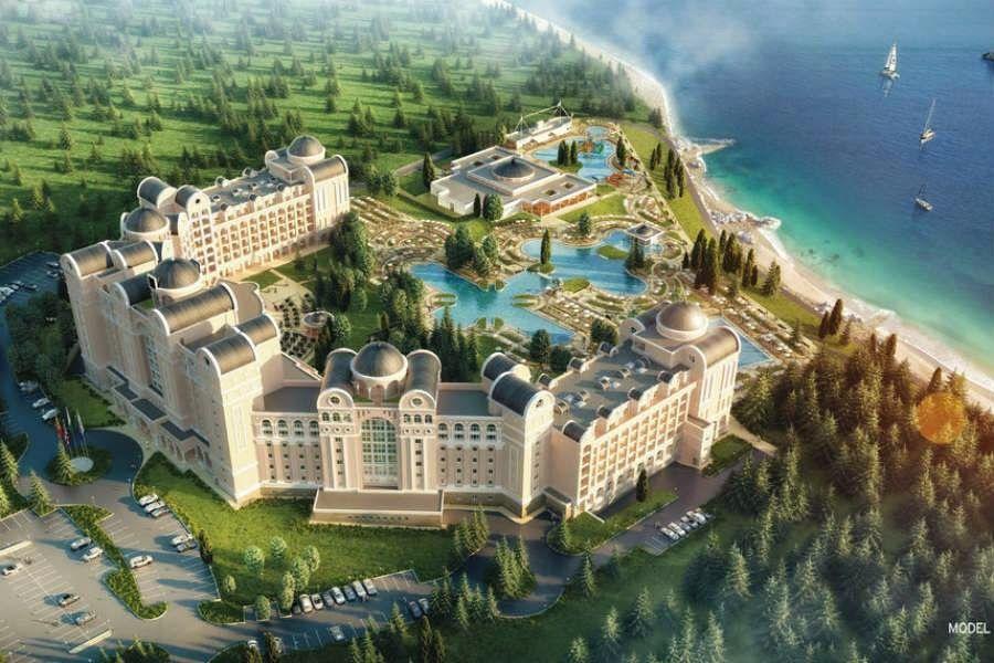 Hotel Paradise Beach Sveti Vlas Bulgarien