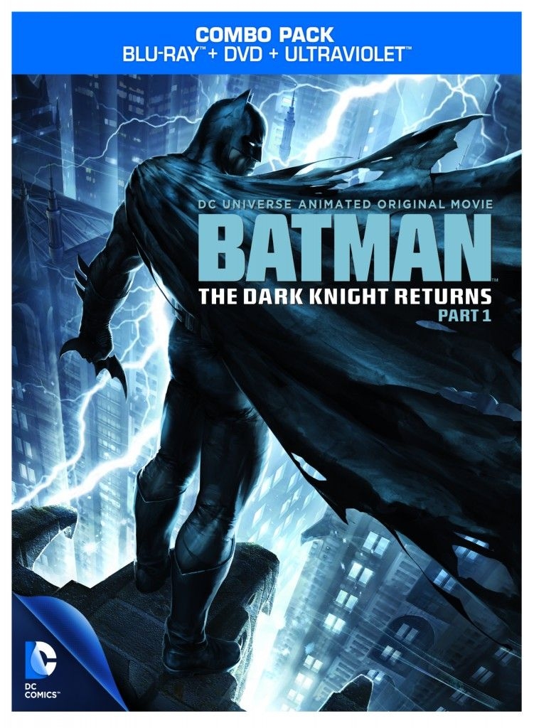 Batman The Dark Knight Returns Part 1 Bi Coastal Premiere Dates