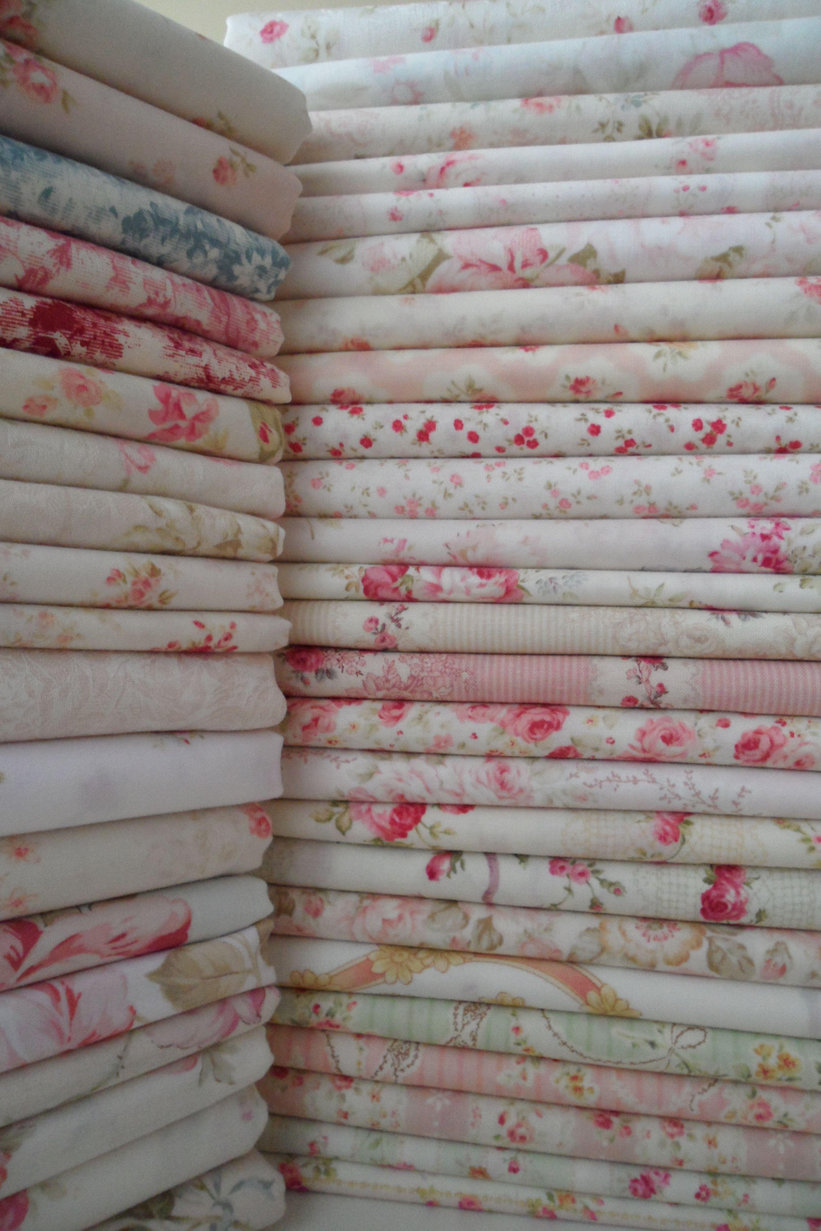 Quilt Gate Mary Rose Fabric. | Fabric Love | Pinterest | Fabrics ... : rose quilt fabric - Adamdwight.com