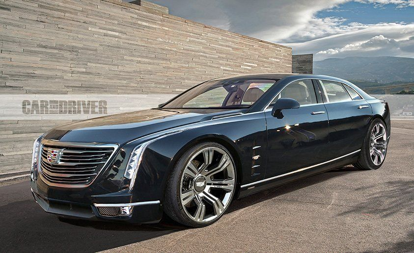 Gm S Luxury Brand Will Enter The Class Of Luxury Limos Read More At