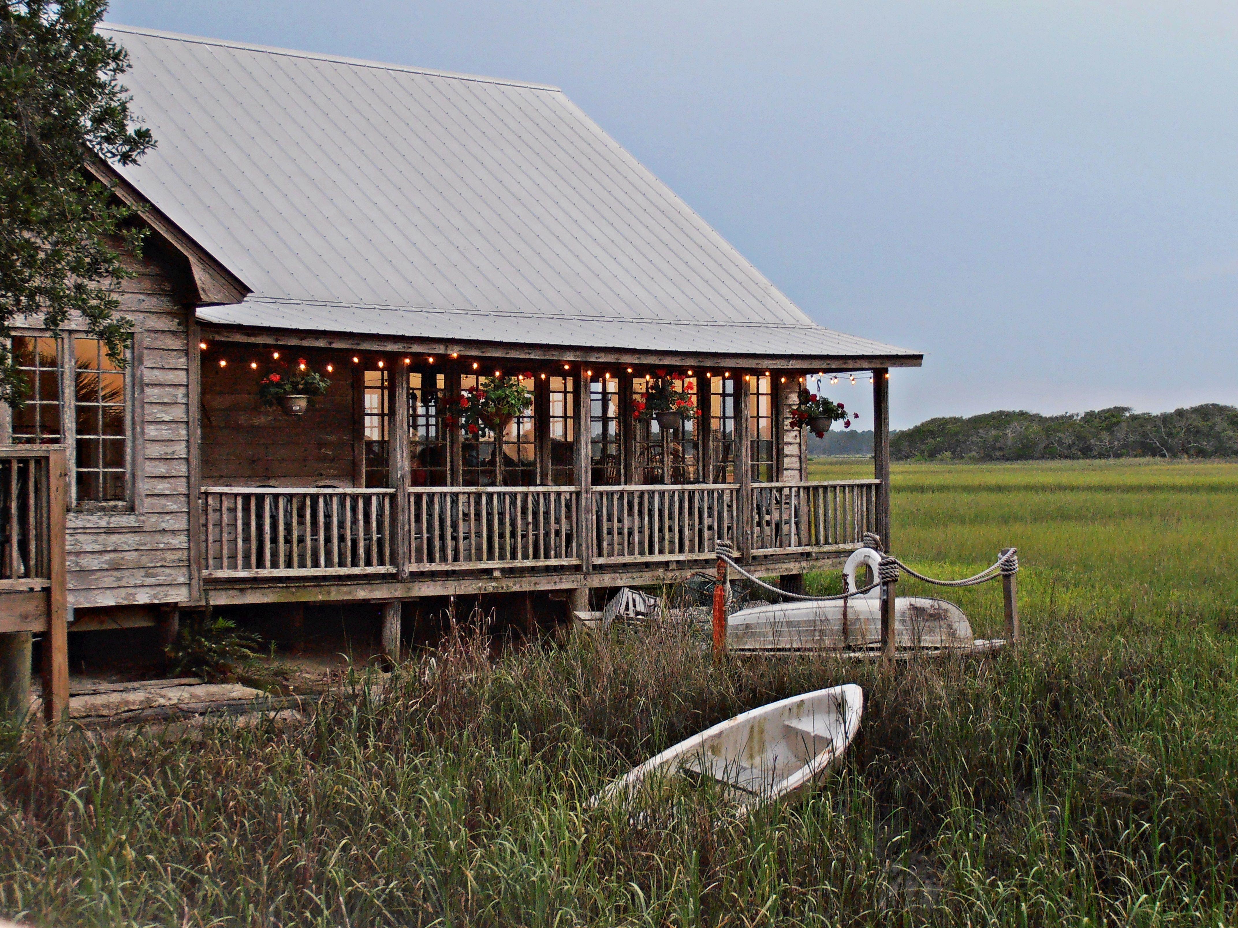 saltwater cowboy restaurant st augustine beach florida travel