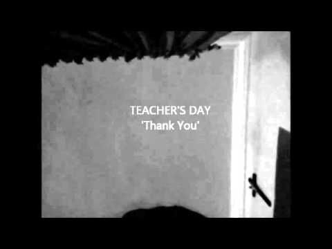 Teachers Song Thank You Lyrics In Description Songs For Teachers Thank You Lyrics Graduation Songs