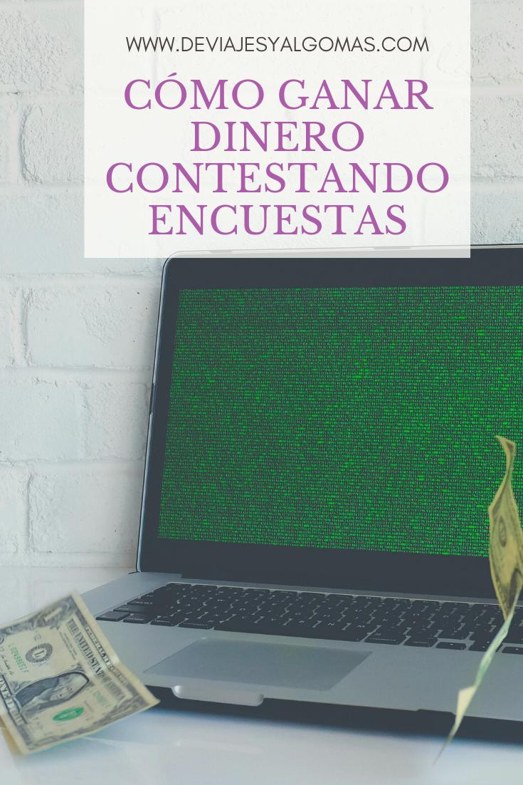 Cómo Ganar Dinero Online Contestando Encuestas