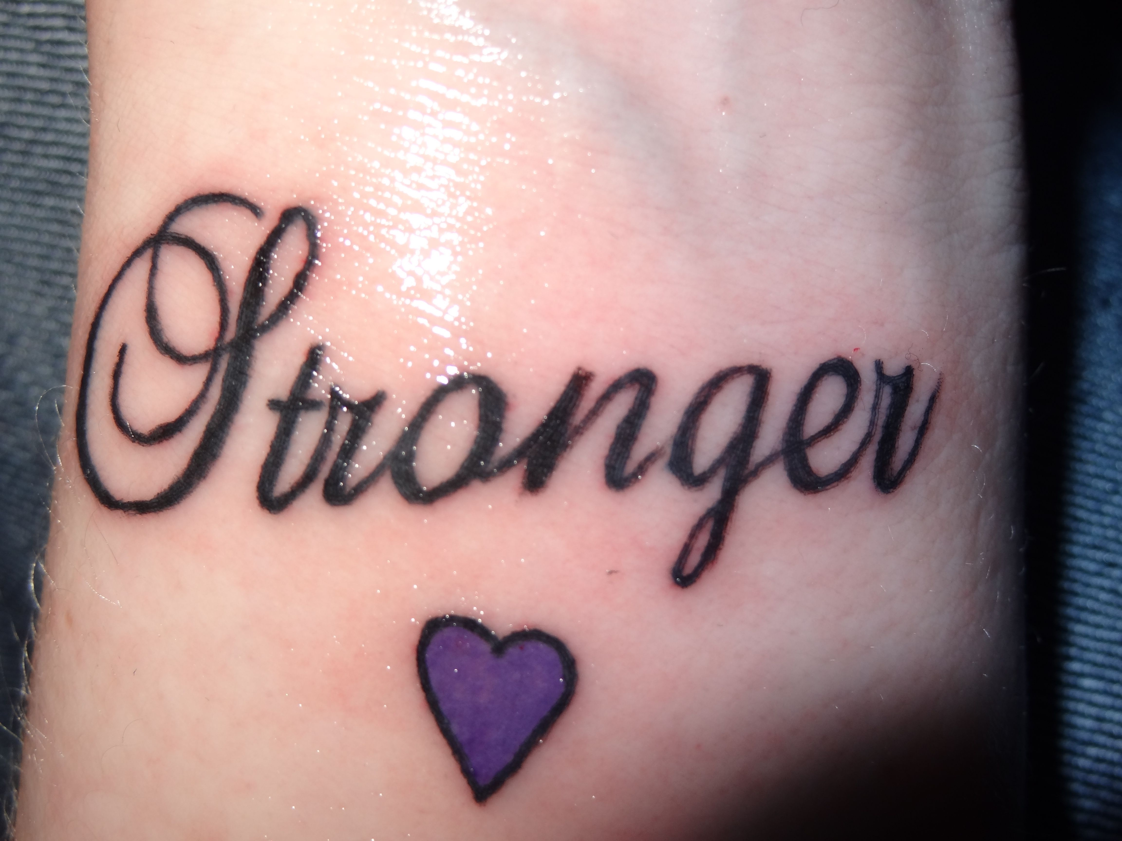 The o jays butterfly tattoos and clothes on pinterest - Tattoo I Would Love To Have Reminder That I Am Stronger Than Yesterday
