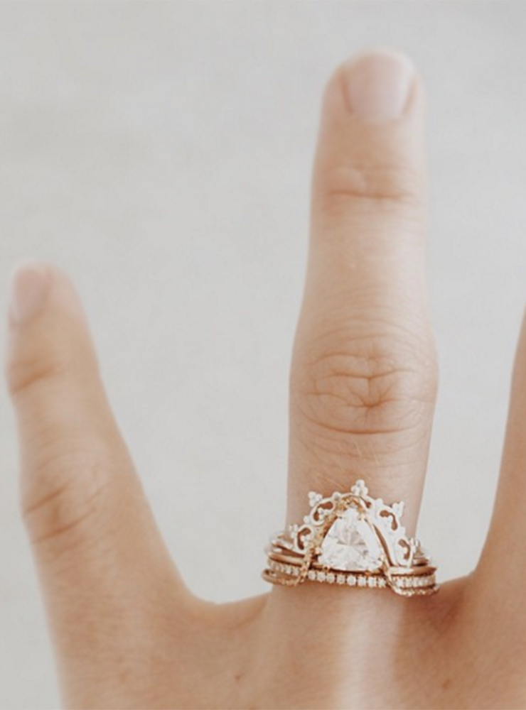 26 Engagement Rings Youll Want To Wear Forever