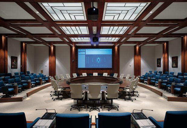 IADB / Antonio Ortiz-Mena Board Room