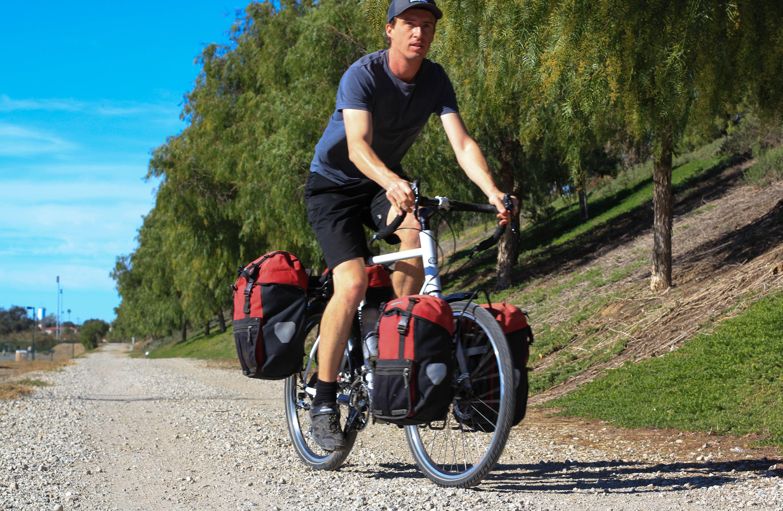 Bike Tour Planning How Far Should You Plan To Cycle Each Day Bicycle Touring Pro Bike Bike Tour Bike Camping
