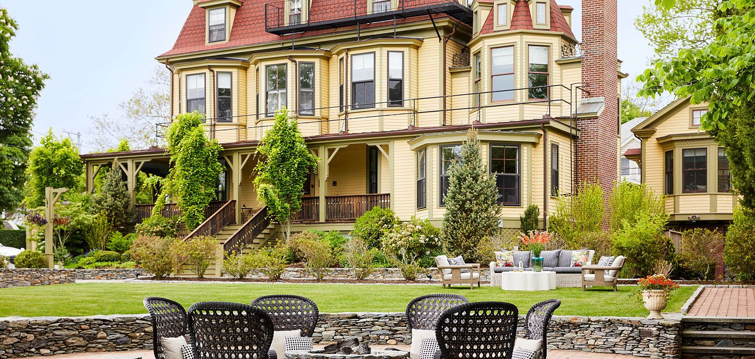 Romantic Bed and Breakfast in Newport, RI The Cliffside