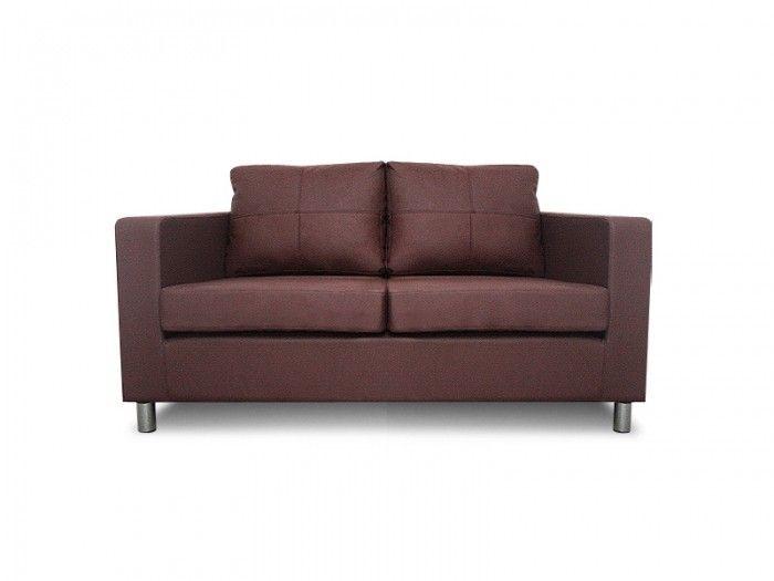 Milano2 - 2 seater sofa bed Modern sofa / cheap leather sofa