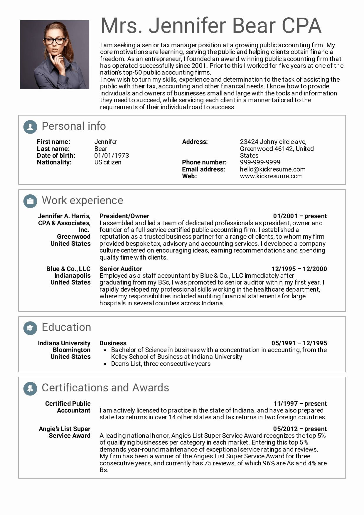 It Manager Resume Examples Fresh Resume Examples by Real