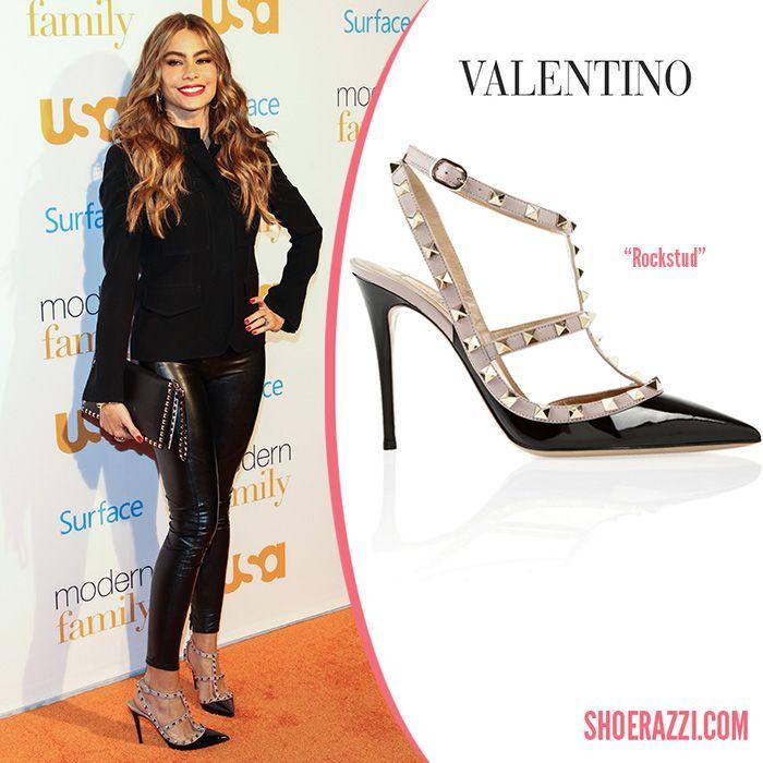 Celebrities Wearing Valentino Rockstud Valentino Rockstud
