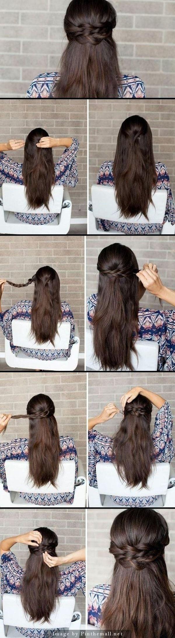Quickhairstyletutorialsforofficewomen hairstyle